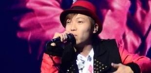 表演者:23歲專業的Beat Box歌手Daichi