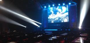 本日明星和楽台北開催 2階劇場は250名まで ハッシュタグは #MyojoWaraku